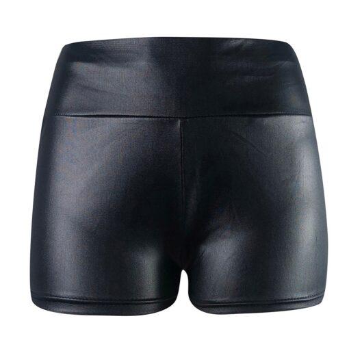 Leather Shorts  4