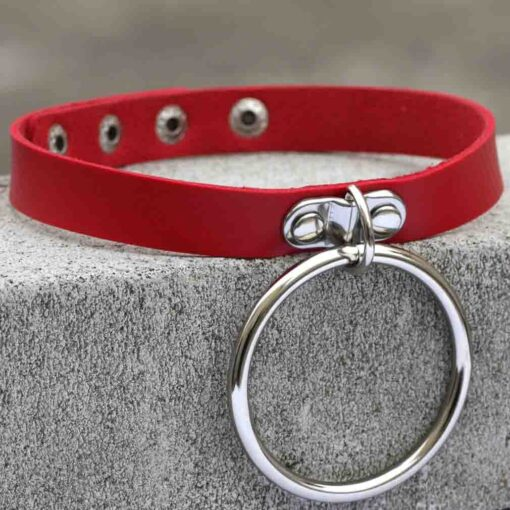 Red Chokers 4 4