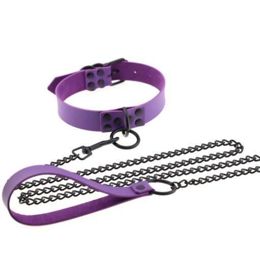 Purple Chokers 2 3