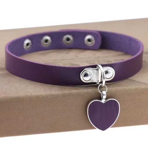 Purple Chokers 2 4