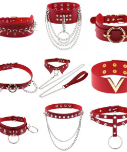 Red Chokers 4