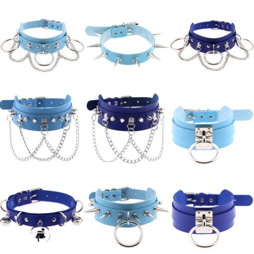 Blue Chokers  1