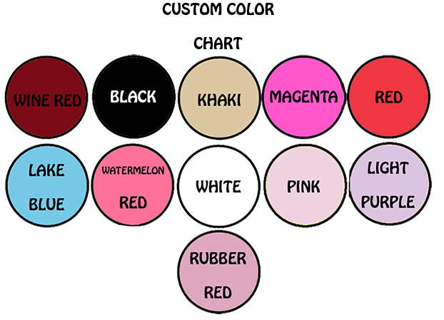 Harness Color Chart