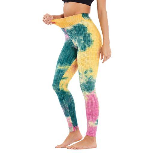 Textured Leggings 2