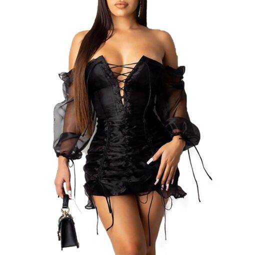 """""""The Damned"""" Dress 2"""