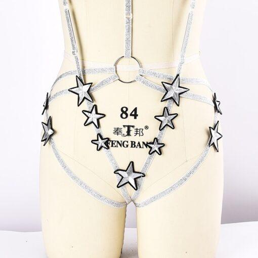 Stars Full Body Harness 5