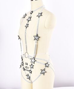 Stars Full Body Harness 2