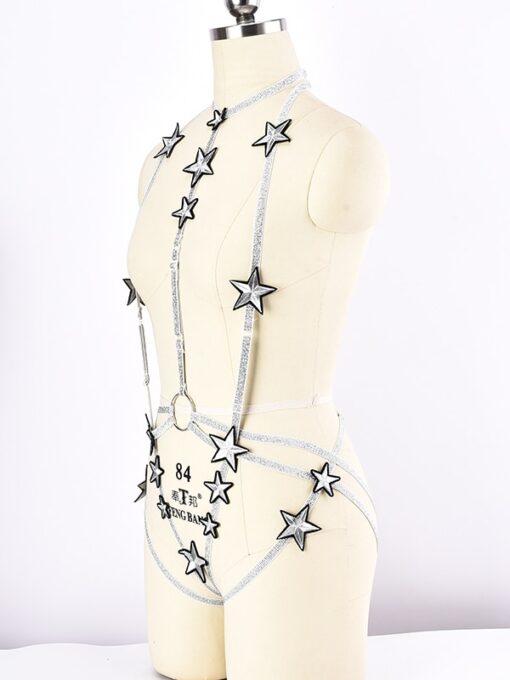 Stars Full Body Harness 2