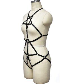 """Devil Child"" Full Body Harness 2"