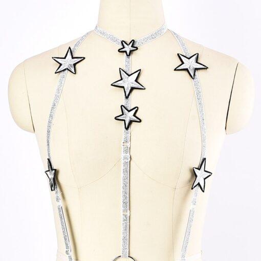 Stars Full Body Harness 6