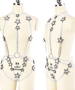 Stars Full Body Harness 1